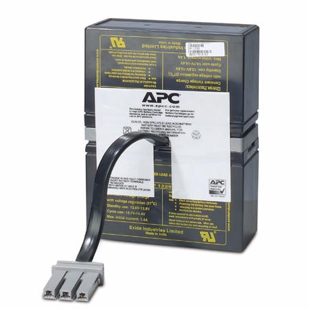 RBC32 APC Replacement Battery Cartridge #32 - UPS battery - Lead Acid
