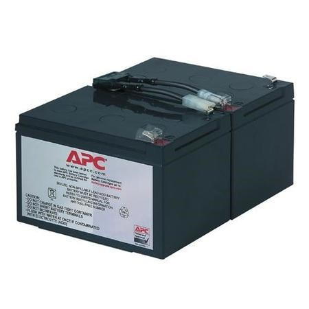 APC Replacement Battery Cartridge #6 - UPS battery - Lead Acid
