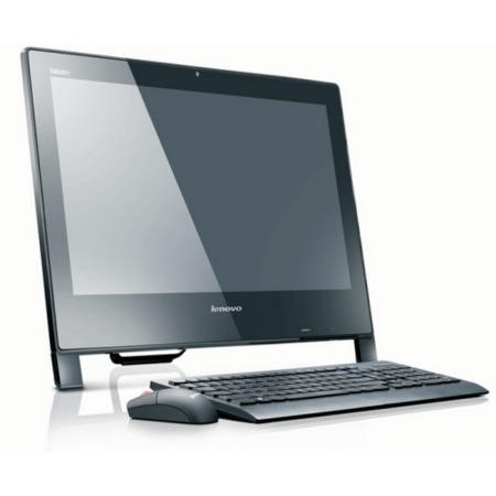 GRADE A1 - As new but box opened - Lenovo ThinkCentre Edge M72 AIO Pentium Dual Core 20 Inch All In One Desktop PC