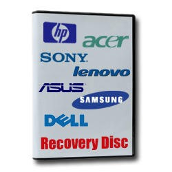 Recovery DVD for this Laptop.