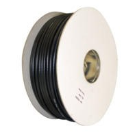 100m RG59 Coax CCTV Cable Black