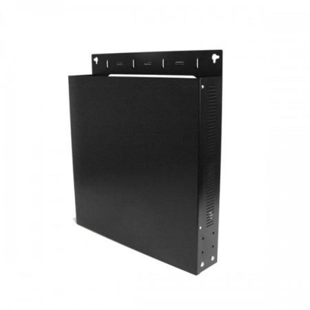 "2U 19"" Wide Vertical Open Server Wallmount Cabinet"