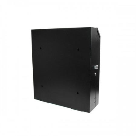 "4U 19"" Wide Vertical Open Server Wallmount Cabinet"