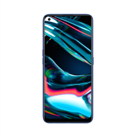 "Realme 7 Pro UK Mirror Blue 6.4"" 128GB 8GB 4G Dual SIM Unlocked & SIM Free"