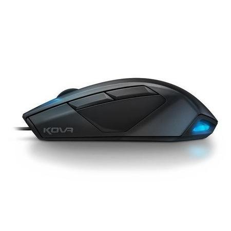 Roccat Kova Pure Performance 7000DPI Optical Gaming Mouse in Black