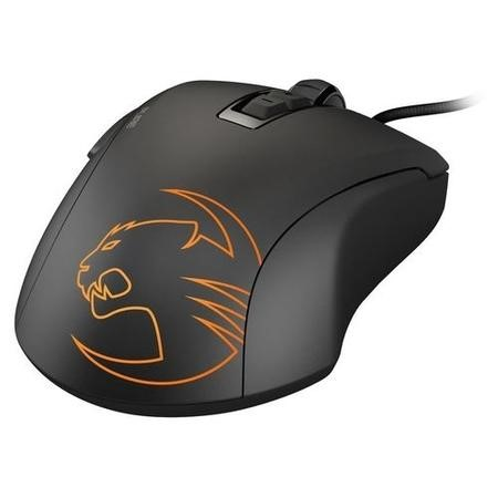 ROCCAT Kone Pure Owl-Eye 12000dpi RGB Optical Gaming Mouse in Black