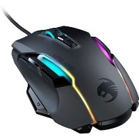 Roccat Kone AIMO Remastered Gaming Mouse in Black