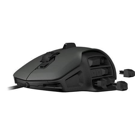 Roccat Nyth Modular MMO Gaming Mouse Black