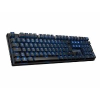 Roccat Suora Frameless Tactile Mechanical Gaming Keyboard UK Layout in Black