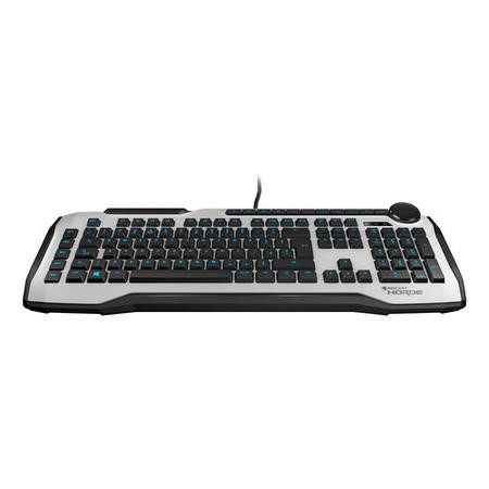 Roccat Horde 2.0 Membrane Gaming Keyboard - White