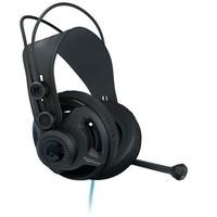 ROCCAT Renga Studio Grade Over-Ear Stereo Gaming Headset with Microphone in Black