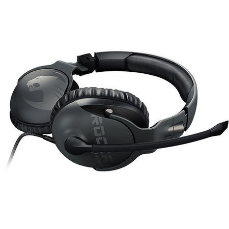 Roccat Khan Pro Competative High Resolution Gaming Headset Grey