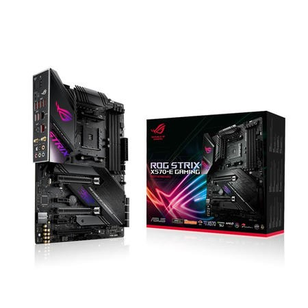 ASUS ROG STRIX X570-E GAMING MOTHERBOARD