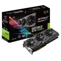 ASUS ROG STRIX GeForce GTX 1080 Ti 11GB GDDR5X OC Graphics Card