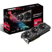 ASUS ROG Strix Radeon RX 580 8GB GDDR5 Graphics Card