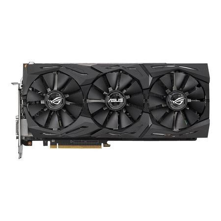 Asus ROG Strix RX Vega 64 8GB HBM2 OC Graphics Card