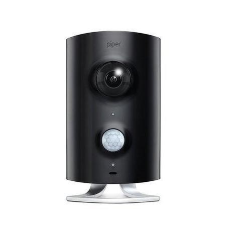 Piper Classic HD Smart Camera with 2-Way Audio - Black