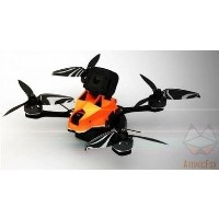 "RotorX Atomic Fox 5"" Racing Drone Frame"