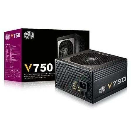 Cooler Master V Series 750W 80 Plus Gold Fully Modular Power Supply