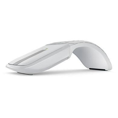 Microsoft® ARC Touch Mouse - Grey