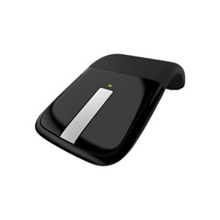 Microsoft Arc Touch Wireless Touch Mouse in Black