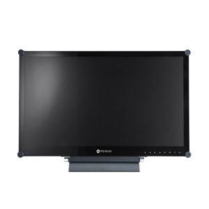 "24"" Black LCD/TFT Monitor 1920 x 1080 1 x DVI Connection S-Video Built-In 2 x 2W Speakers VESA Mountable."