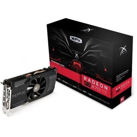 XFX Radeon RX 470 4GB GDDR5 Core Edition Graphics Card