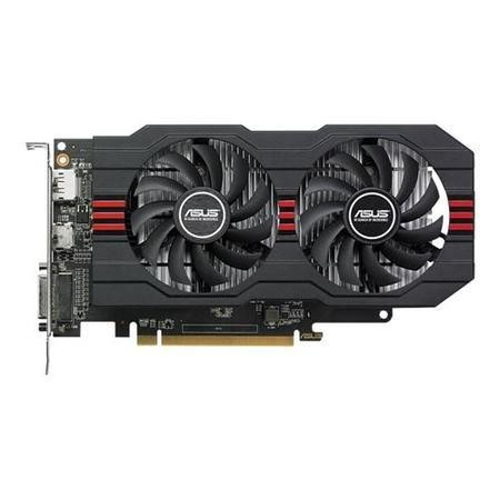 Asus Overclocked Radeon RX560 2GB GDDR5 Graphics Card