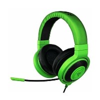 Razer Kraken Green Gaming Headset in Green