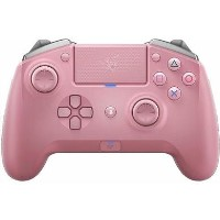 Razer Raiju Bluetooth And Wired Controller For PS4 in Pink