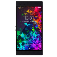 "Grade A1 Razer Phone 2 Mirror Black 5.72"" 64GB 4G Unlocked & SIM Free"