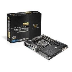 Asus Intel X99 Sabertooth DDR4 Socket LGA 2011-3 ATX Motherboard