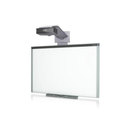 SMART Board 885 with UX80 Projector - 87 Inch
