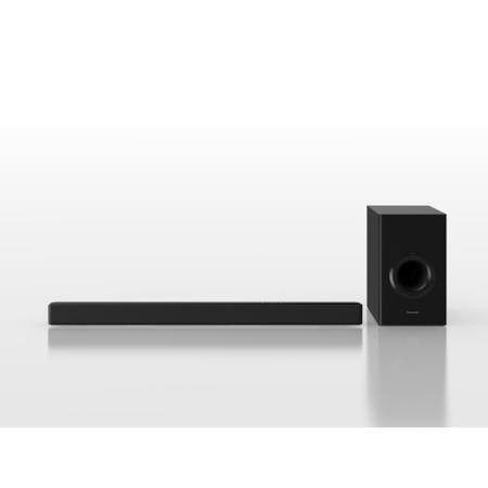 Panasonic SC-HTB488EBK 2.1 Bluetooth Soundbar with Wireless Subwoofer