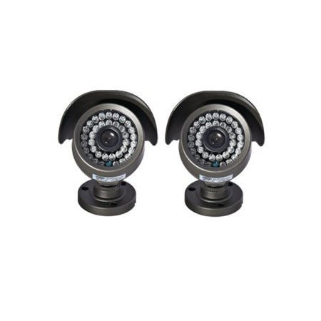 Yale EasyFit 960H 2 Camera CCTV System 500GB HD