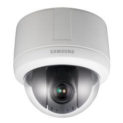 Samsung Internal PTZ Dome CCTV Camera with 12x Optical Zoom