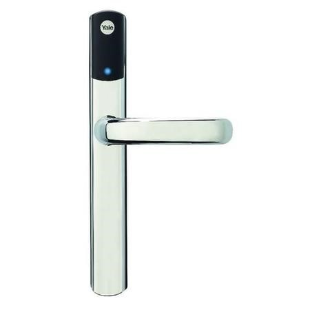 Yale Conexis L1 Bluetooth Smart Door Lock - Chrome