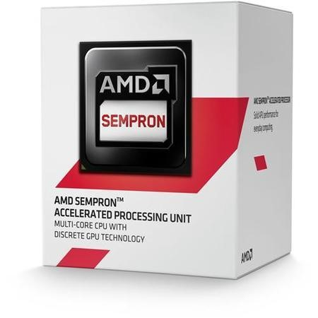 SD2650JAHMBOX AMD Sempron 2650 Dual-Core 1.45 GHz AM1 Processor