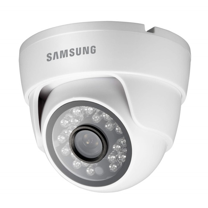 Samsung Indoor Dome CCTV Camera 700TVL