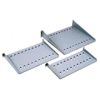 Servers Direct Front Mounted Cabinet Shelf - 2U - 500mm Deep