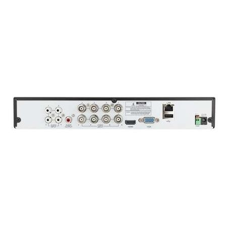 Samsung CCTV System - 8 Channel 1080p DVR with 4 x 1080p Cameras & 1TB HDD