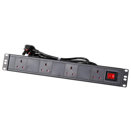 Servers Direct 4-Way Vertical Power Distribution Unit