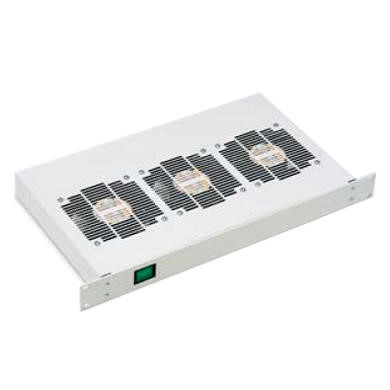 Servers Direct 1U Rack Mounted Fan Unit - 4 Fans