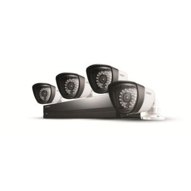 Samsung 4 Camera CCTV Kit
