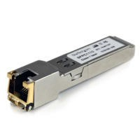 StarTech Cisco Compatible Gigabit RJ45 Copper SFP Transceiver Module - Mini-GBIC