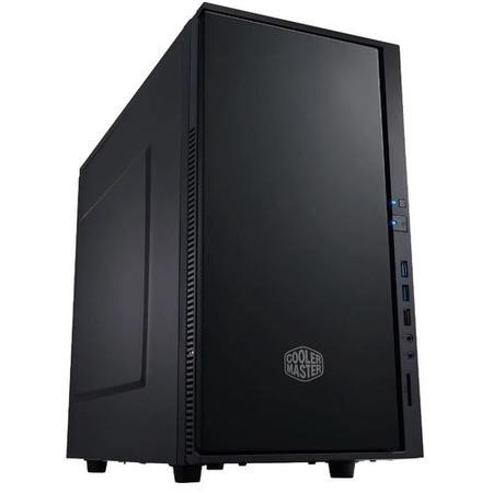 SIL-352M-KKN1 Cooler Master Silencio 352 Matte Black Mid-Tower PC Case