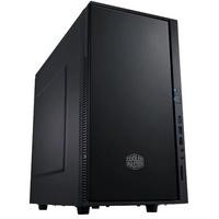 CoolerMaster Silencio 352 Matte Black Mid-Tower PC Case