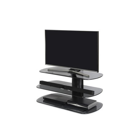 "Off The Wall Skyline TV Stand for up to 52"" TVs - Grey"