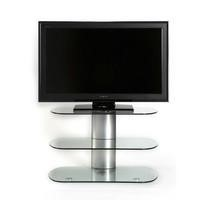 Off The Wall SKY 800 SIL Skyline Silver TV Stand - Up To 55 inch