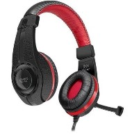 Speedlink LEGATOS Stereo Gaming Headset in Black/Red